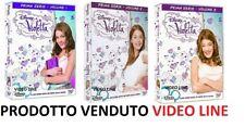 Dvd VIOLETTA - La 1^ Serie Completa (26 Dischi 80 Episodi) ( 3 Cofanetti) .NUOVI