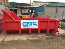 ROLL ON ROLL OFF BINS FROM GMS  HOOK LIFT OR CABLE LIFT