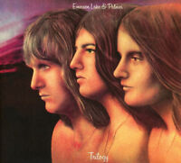Emerson, Lake & Palmer : Trilogy CD 2 discs (2016) ***NEW*** Fast and FREE P & P