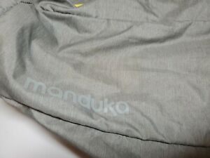 Manduka Yoga Mat Bag Gray