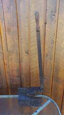 VERY RARE Antique STEEL SLITTING SHEAR Dated 1922 Brown Boggs Dreis & Krum Tool