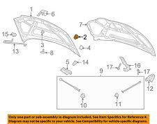 Chevrolet GM OEM 04-06 Aveo-Hood Rubber Bumper Cushion 96301472