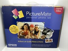 BRAND NEW Epson PictureMate Express Edition Photo Inkjet Printer D3