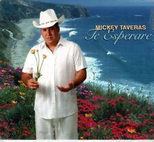 Mickey Taveras Te Esperare  (Digipak)  BRAND  NEW SEALED CD