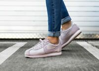 WOMENS NIKE CLASSIC CORTEZ NYLON - UK 8/US 10.5/EUR 42.5 - PARTICLE ROSE