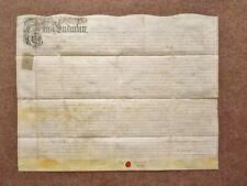 More details for 1769-1796 normanton littleover derby job lot 3 vellum deed document indentures