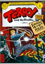 Terry and the Pirates #8 January 1988 FN