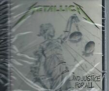 METALLICA-...AND JUSTICE FOR ALL-88-BLACKENED REC.BLCKND007-2-USA-CD-NEW-SEALED-