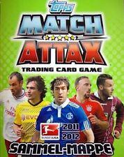 Match Attax 11/12  - 15 Fussballkarten aussuchen Trading Cards Sammelkarten