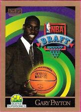 1990 SkyBox Gary Payton #365 Basketball Card- ROOKIE CARD SONICS HOF