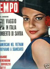 TEMPO  1966   CATHERINE SPAAK , RAQUEL WELCH
