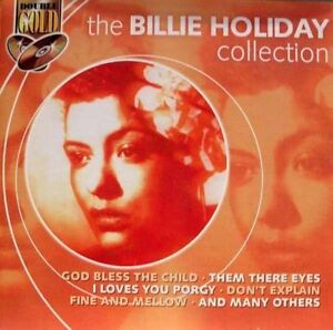 Billie Holiday-The Billie Holiday collection 2CDs
