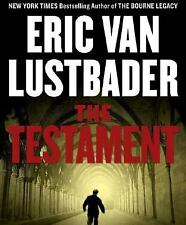The Testament by Eric Van Lustbader (2006, CD, Abridged)  NEW