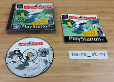 Sony Playstation PS1 Monopoly PAL