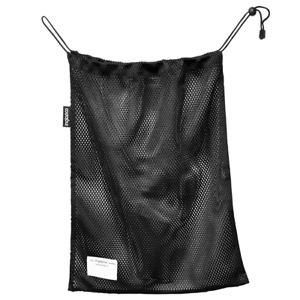 "Inglasco Black Laundry Mesh Bag w/Drawstring (Size: 18"" x 24"")"