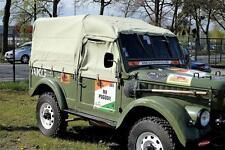 Bâche GAZ GAZ 69 M zweitürer Couverture Toile de