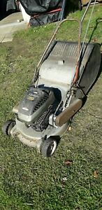 Mosport Vintage Lawnmower.