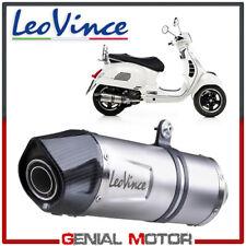 Leovince Terminale Scarico Lv One Evo Acciaio Vespa Gts 300 Supersport 2013 13