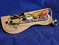 More details for ready built fender mustang wiring upgrade loom harness kit a