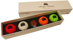 Volvik Vivid Limited Edition Birthday Pack - REDUCED - WAS £19.99 NOW £14.99!