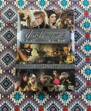 Jim Henson Fantasy Film Collectors Box (Dvd, 2006, 3-Disc Set)