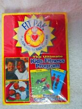 Fit Pak the Fun Way For Kids to Get Fit   The Ultimate Kids Fitness Program NEW