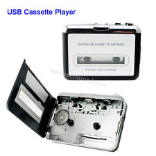 USA  Walkman USB Tape Converter Cassette en MP3 Audio Stereo Music Player