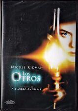 Alejandro Amenábar: LOS OTROS con Nicole Kidman (dvd)