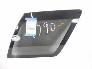 99-03 Infiniti QX4 Rear Passenger Right Quarter Window Glass OEM