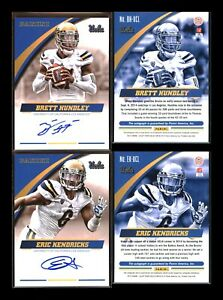 2015 Panini Collegiate UCLA Bruins SP Auto Autograph~ You Pick~ NFL MLB Rookies!