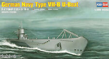 Hobby Boss 83504 German Navy  DKM U Boot Type VII-B - NEU 1:350