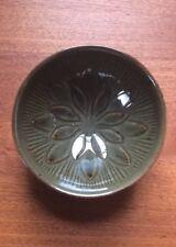 c.1960's Gerd Bogelund Bowl ROYAL COPENHAGEN Denmark Danish Modern Pottery