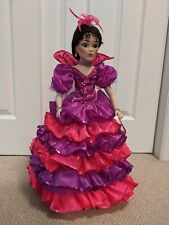 """Madame Alexander Doll Carnival In Rio LARGE 21"""" Limited Edition NEW!"""