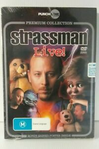 David Strassman - Live DVD Chuck Wood Ted E Bare Kevin the Alien Sid Fred