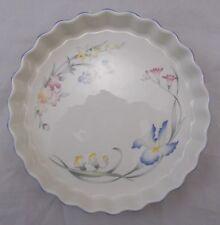 VILLEROY e Boch RIVIERA vilbofour FORNO prova SMALL Flan quiche Dish 21 cm
