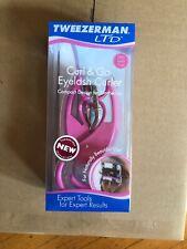 Tweezerman LTD Curl and Go Eyelash Curler - NEW IN BOX Tweezers Expert Tools