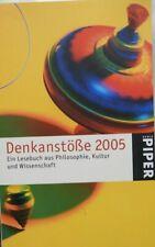 Lilo Göttermann (Hrsg.): Denkanstöße 2005 Tb Piper