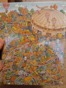 Super Dome Sunday Jigsaw Puzzle 500 Pcs