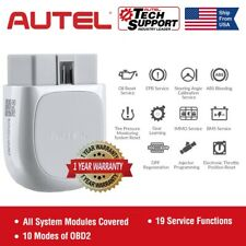 Autel AP200 Car Bluetooth OBD2 Scanner Adapter OBDII Diagnostic Code Reader TPMS