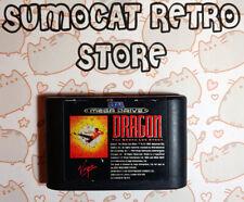 Dragon Bruce Lee Sega Mega Drive game