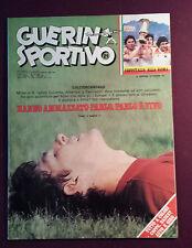 GUERIN SPORTIVO n. 21 anno 1980
