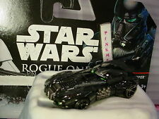 2016 STAR WARS Rogue One IMPERIAL DEATH TROOPER✰Black✰Loose Hot Wheels Character