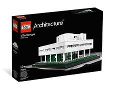 Lego Villa Savoye, Architecture Series 21014, BNSIB