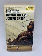 the Mind Behind the Eye Joseph Green 1971 DAW 1st No 2 Vintage Sci Fi PB Book