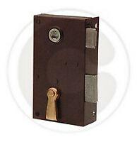 serratura verticale Bonaiti art 185 sx entrata 45 mm scatola 70 mm