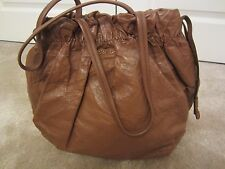 PRADA GENUINE NAPPA ANTIQUE COCCO SHOULDER BAG REF. BR4229