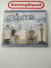Let's Dance Limited Edition, Five CD, Supplied by Gaming Squad