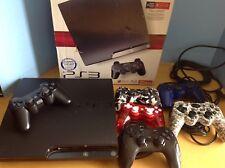 Sony PlayStation 3 120GB Black Console CECH-2101A