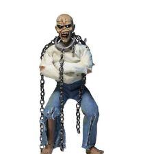 Figure Action Eddie Piece of Mind 1983 Iron Maiden 20cm Retro Doll NECA Figures
