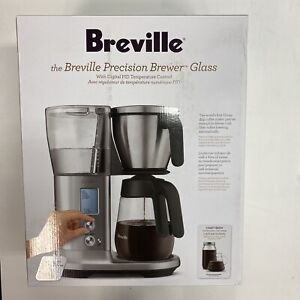 Breville BDC400 Precision Brewer Coffee Maker with Glass Carafe Brand New